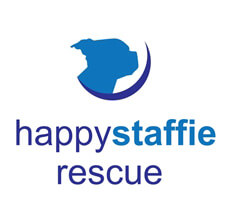 happy staffie rescue logo